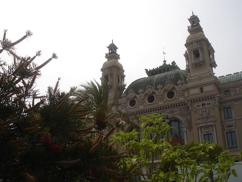 Monte Carlo casino:  Spies, stars, and supervillains welcome.