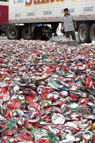 Mar de latas