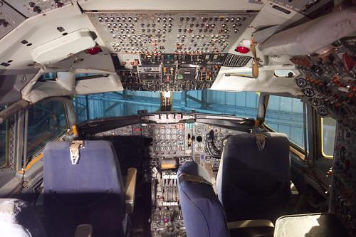 Boeing 707 G-APFJ