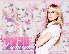 40. Avril to PUKE *-* (nataliia;) Tags: girlfriend para alice abril rosa avril puke 2010 blend lavigne complicated nobodyshome