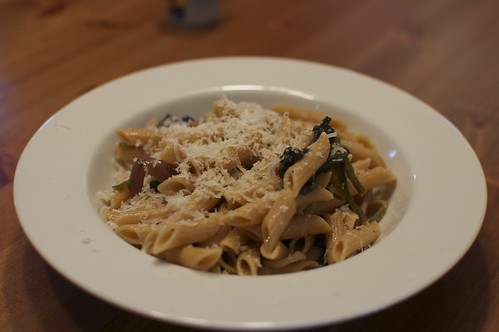 Pasta with Ramps