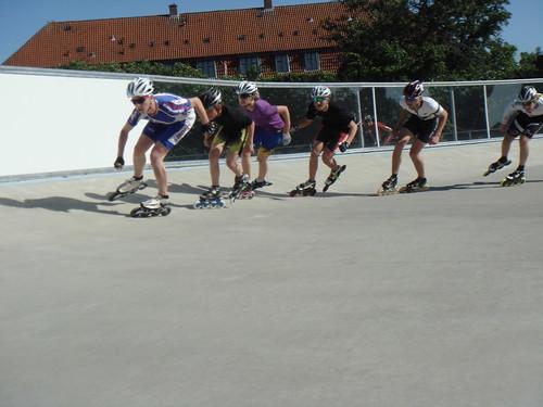Parabolic Track Session