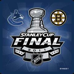 Stanley Cup Finals Social Media Icon