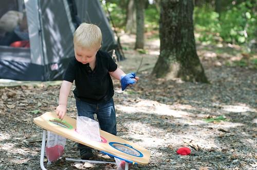 Memorial Weekend Camping 16