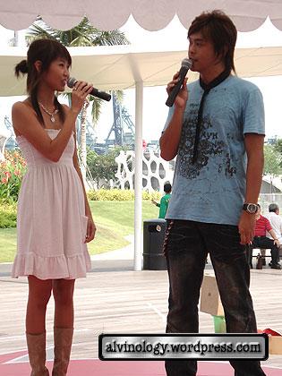 Ke Wei and JIanwen