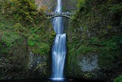 Multnomah Falls Fluidity