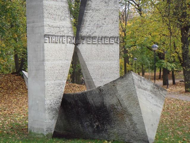 Struve monument