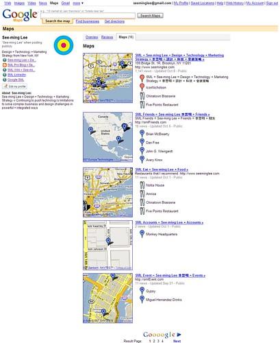 SML Flickr: SML Google Maps / 2007-10-21T13:47-04:00 / SML