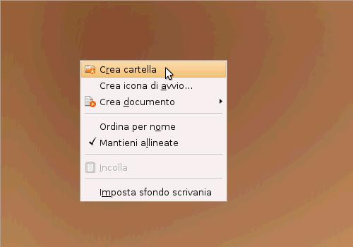 Fig. 23 - Mount script - creazione cartella condivisa
