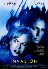 Póster y trailer en castellano de 'Invasión', con Nicole Kidman y Daniel Craig