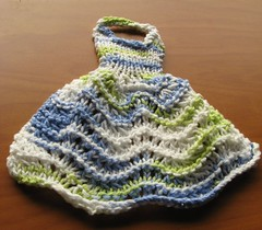 Dress Dishcloth