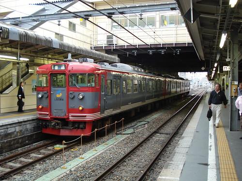 Recorriendo Japón en tren