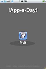 iApp-a-Day - Melt