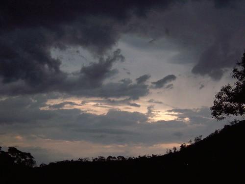 Sob o céu de Teresópolis