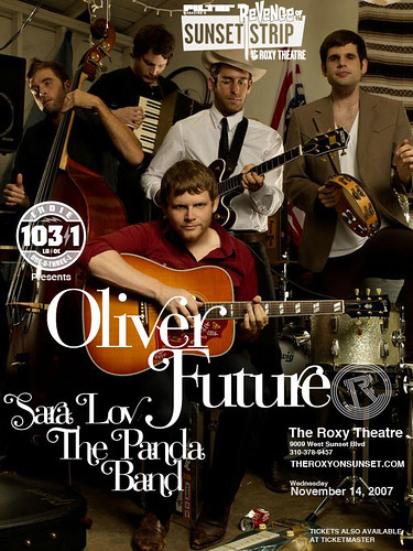 Oliver Future - 11/14