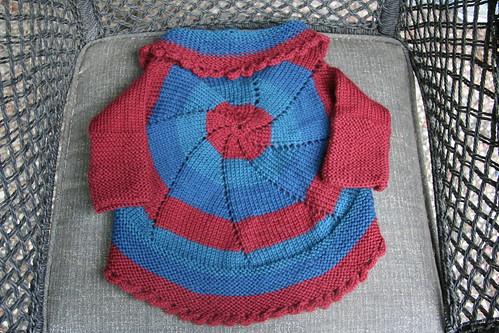Devil's pinwheel