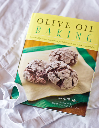 "Olive Oil Baking"" by Lisa Sheldon: Pumpkin Streusel Bread 