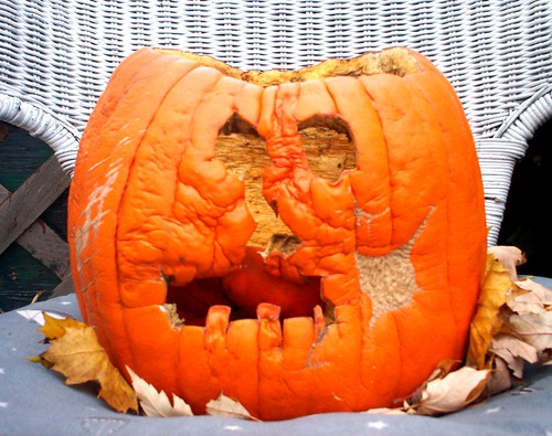 Pumpkin of Dorian Gray