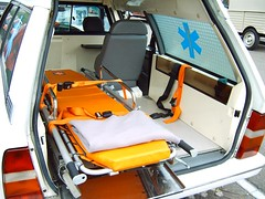 Citron CX Ambulance (regtur) Tags: auto classic cars netherlands dutch car french automobile utrecht citroen nederland cx voiture ambulance oldtimer 2007 medion citromobile opron brancard
