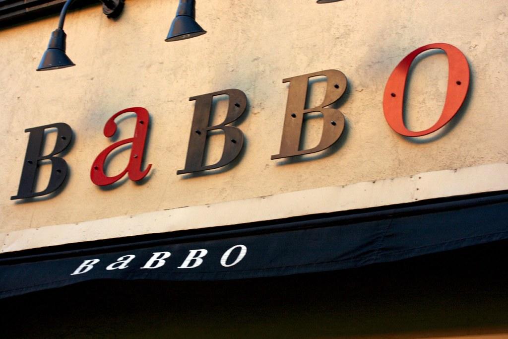BABBO!!