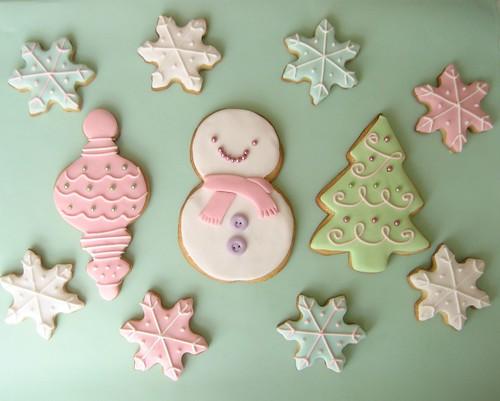 christmas cookies 041 by hello naomi.
