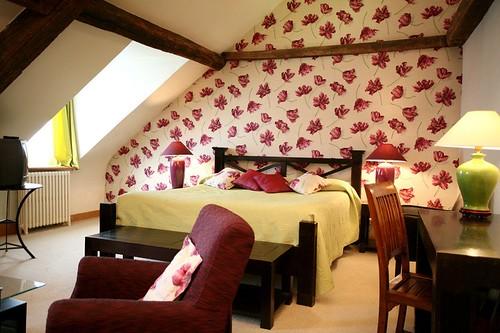 Chambre de charme à Paris, Hotel Du Pas de Calais