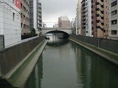 Dreary canal