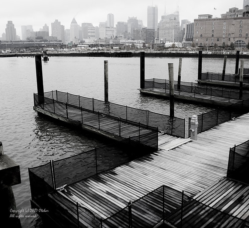 A Pier at New York