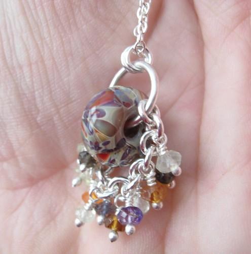 Gorgeous necklace I won