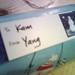 Kam From Yang!