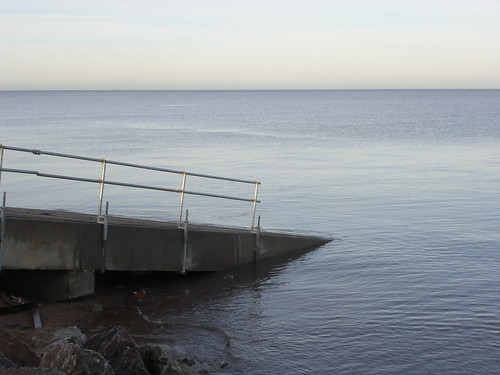 Slipway In The Water