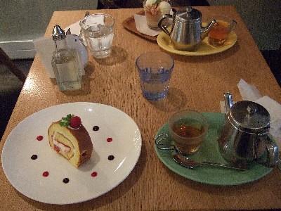 Idee Cafe @ Roppongi Hills