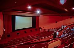 89 Harrow Cannon 5 (stagedoor) Tags: city uk england copyright cinema building london coral architecture vintage teatro kino theater theatre olympus cine safari nostalgia scanned cannon abc artdeco bingo futuristic dominion harrow wealdstone stationroad bromige