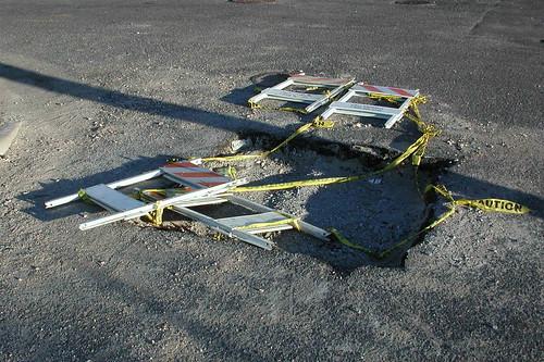 Fallen Barricades