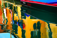 Burano Abstract (Anna Pagnacco) Tags: venice italy abstract water colors reflections island bravo searchthebest artistic expression lagoon burano annapagnacco
