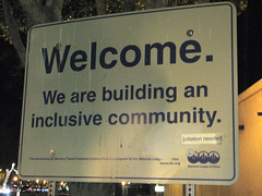 Inclusive community [citation needed]