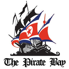 The Pirate Bay logo by notinet