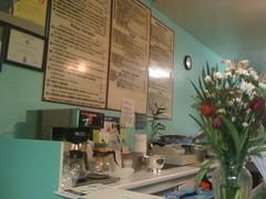 Inside Puebla Mexican Food & Coffee Shop