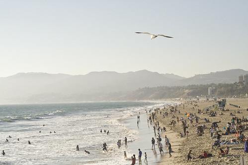 Santa Monica Pier 2 por Oscalito.