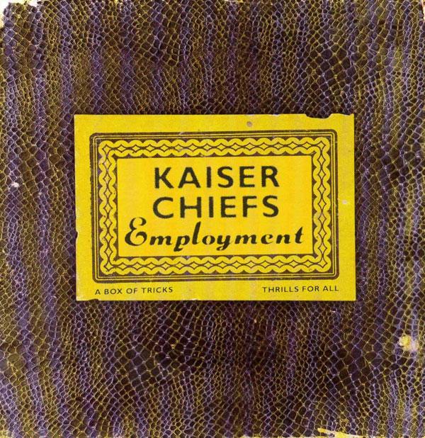 Kaiser-Chiefs---Employment-(Front)