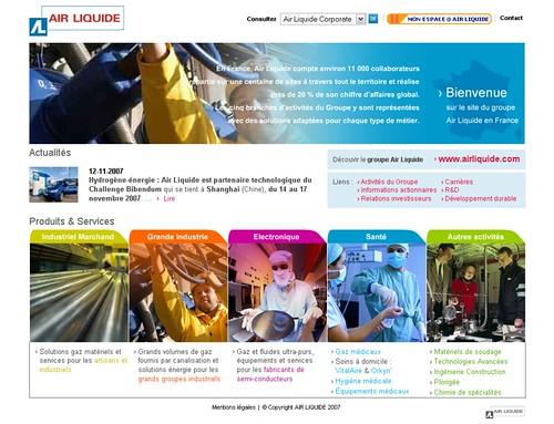 Air Liquide.fr