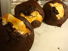 Chocolate Cream Cheese Muffins, Metropolitan Market