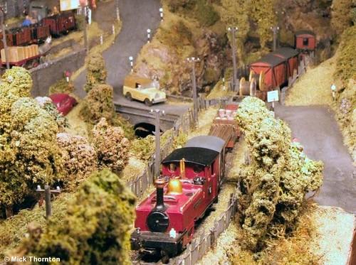 Dick Wyatt's Dovey Valley Railway - 009