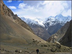 In the Valleys (Ahmad A Karim) Tags: las pakistan mountains trekking pass adventure valley backpack karakoram society lums shimshal 4000m gojal boisum
