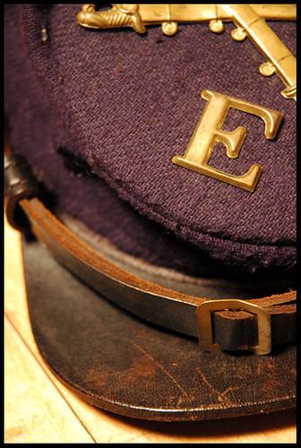 Forage cap