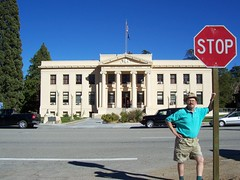 inyo  county courthouse nov 2007 (happy trails to you...) Tags: independence 395 easternsierra