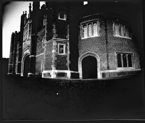 Base Court by pinhole