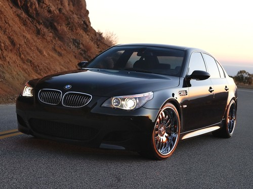 2007 Currency Motor Cars BMW M5 by vodainghia_takeshi.