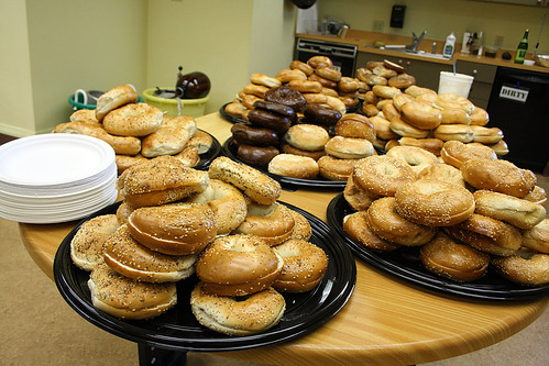 Have a Bagel... or a Hundred
