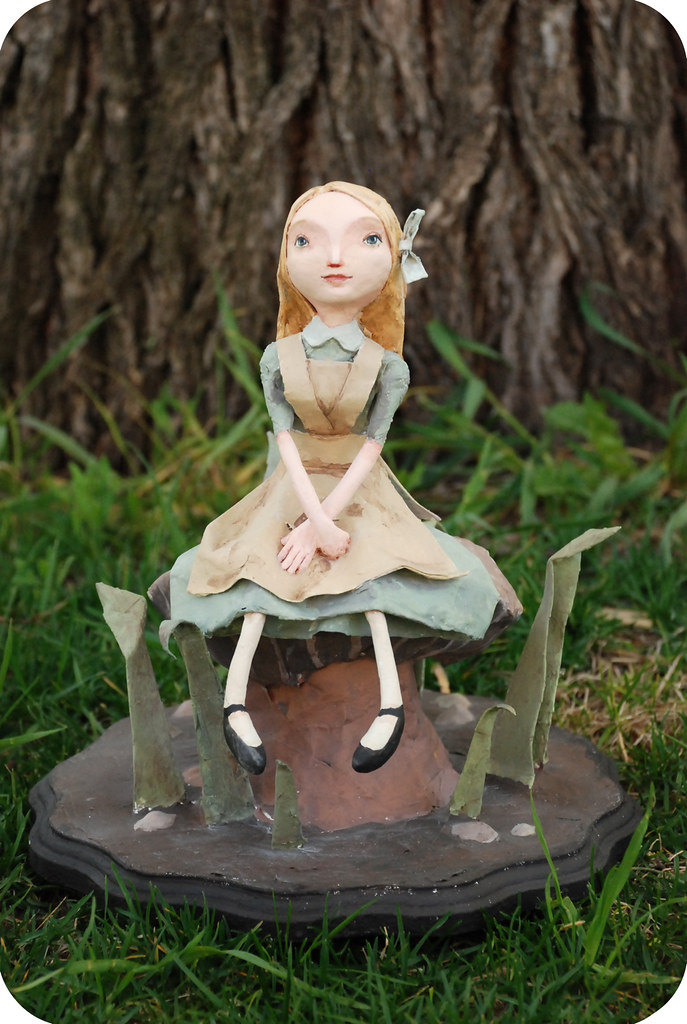 lil lolas http://little-lolas.blogspot.com/2010/04/alice-sitting-on-mushroom.html